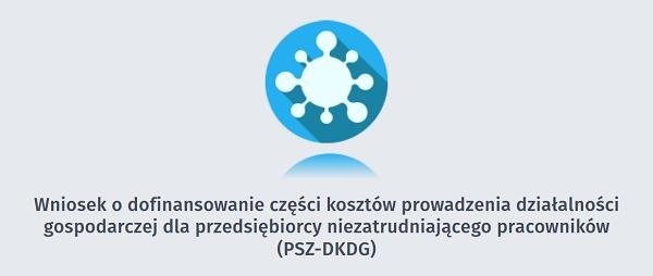 Wniosek na dofinansowanie dla samozatrudnionych na praca.gov.pl